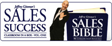 Jeffrey Gitomer's Sales Success Classroom in a Box