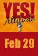 February 29th Webinar - YES! Attitude
